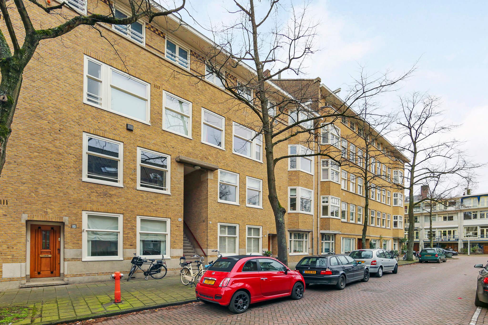 Beveiligd: Quinten Massijsstraat,
